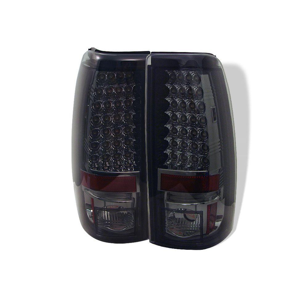 Spyder Auto ® - Smoke LED Tail Lights (5002082)