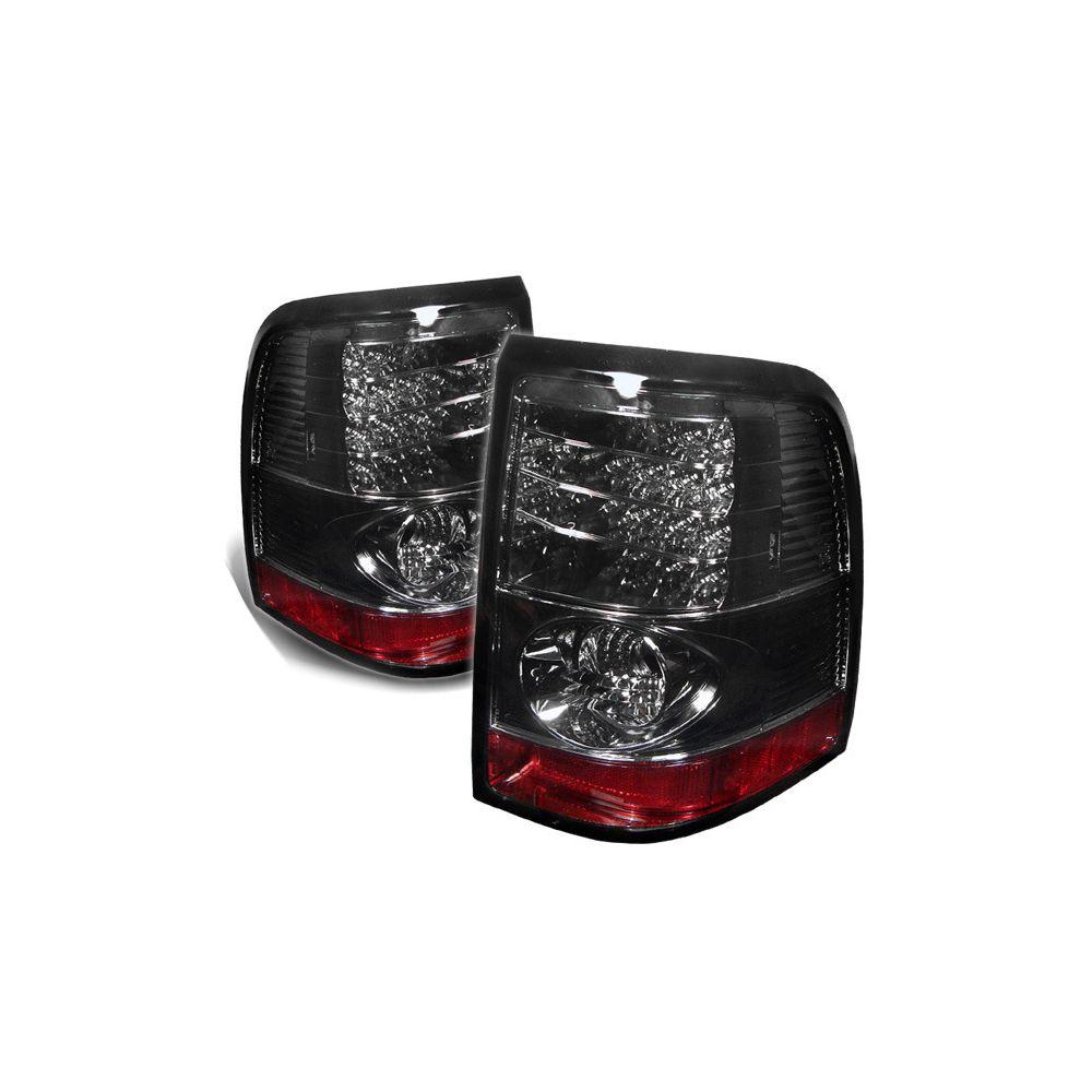 Spyder Auto ® - Smoke LED Tail Lights (5002983)