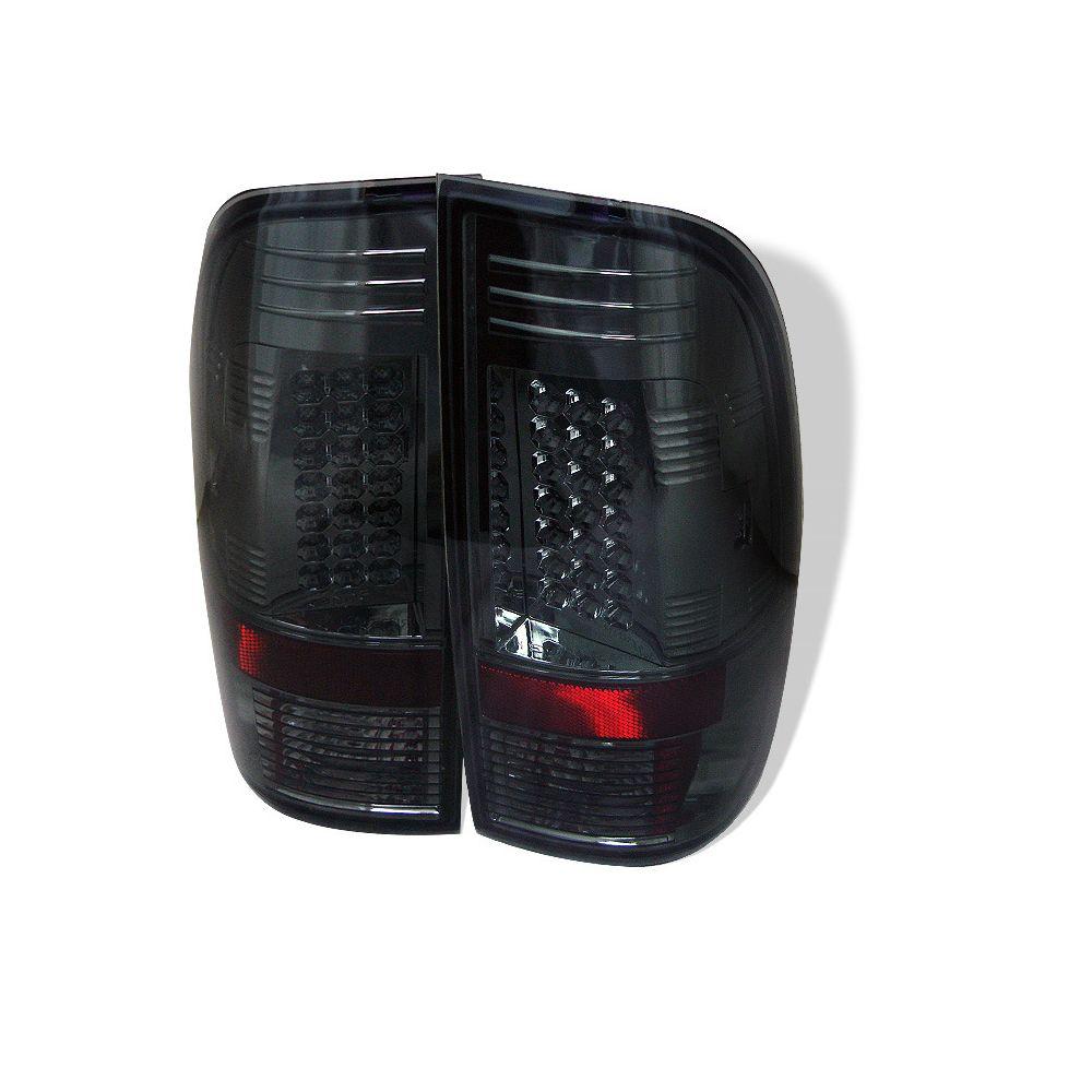Spyder Auto ® - Smoke LED Tail Lights (5003508)