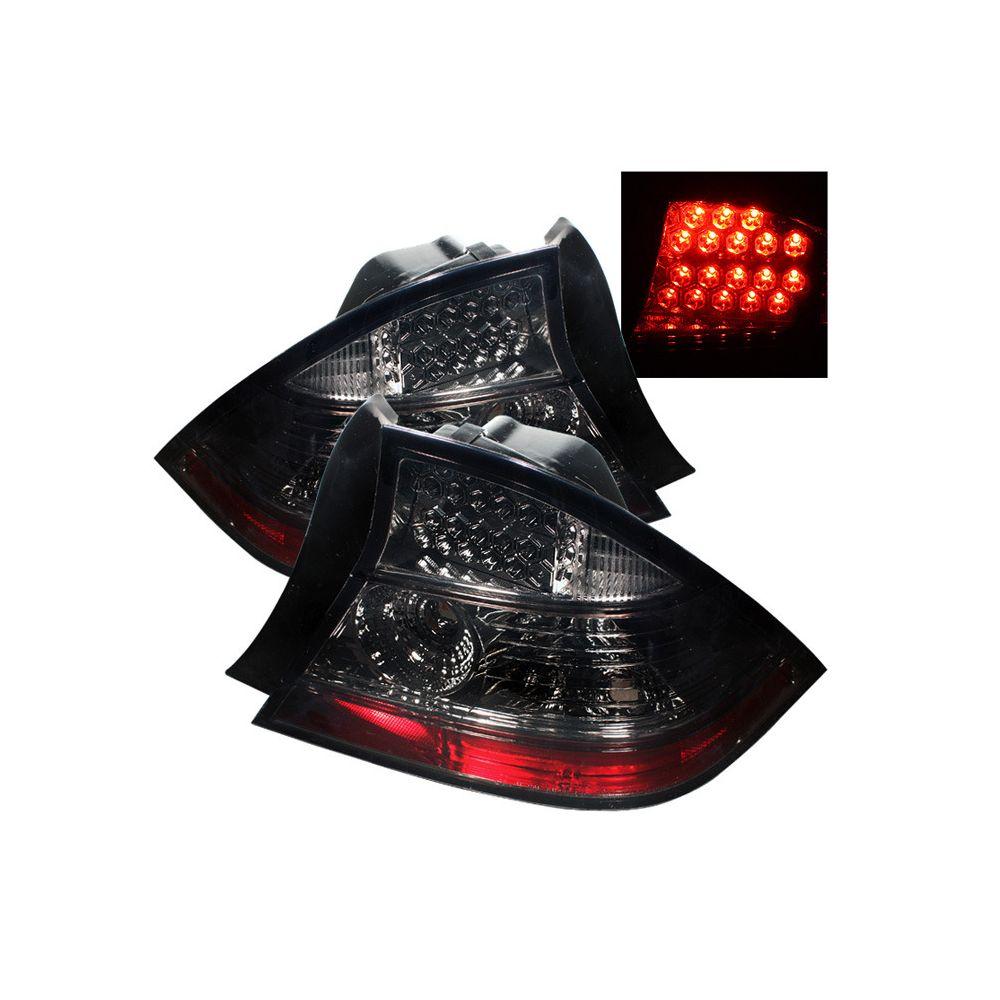 Spyder Auto ® - Smoke LED Tail Lights (5004482)