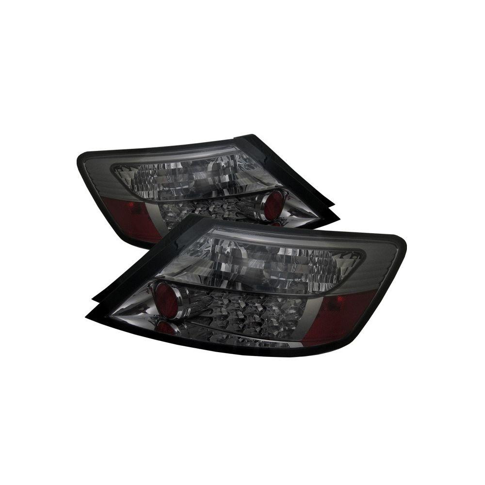 Spyder Auto ® - Smoke LED Tail Lights (5004536)