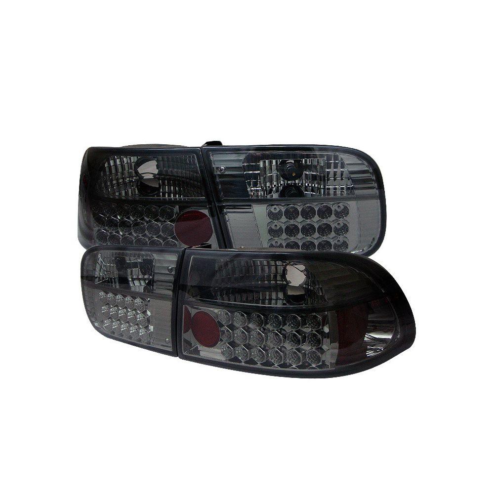 Spyder Auto ® - Smoke LED Tail Lights (5004659)