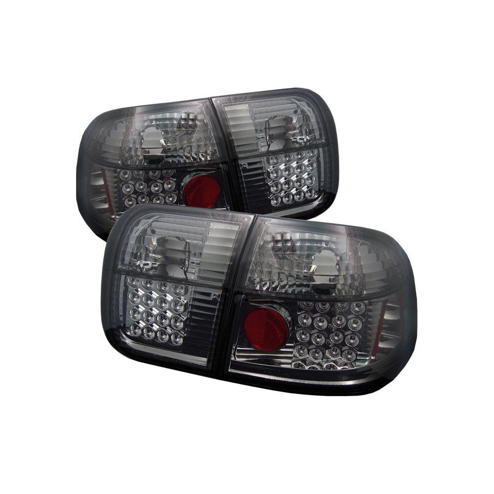 Spyder Auto ® - Smoke LED Tail Lights (5005045)