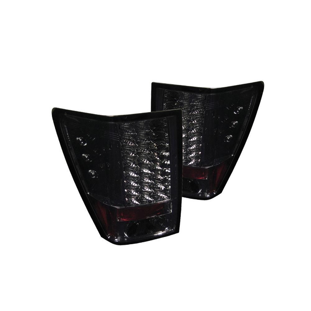 Spyder Auto ® - Smoke LED Tail Lights (5005557)
