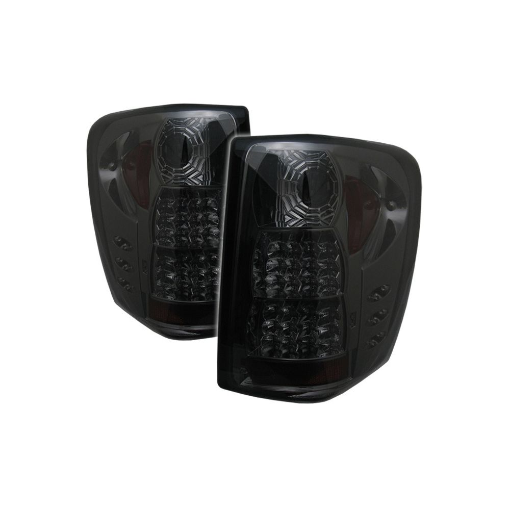 Spyder Auto ® - Smoke LED Tail Lights (5005694)