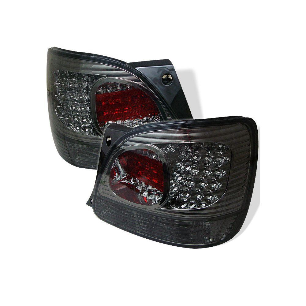 Spyder Auto ® - Smoke LED Tail Lights (5005755)