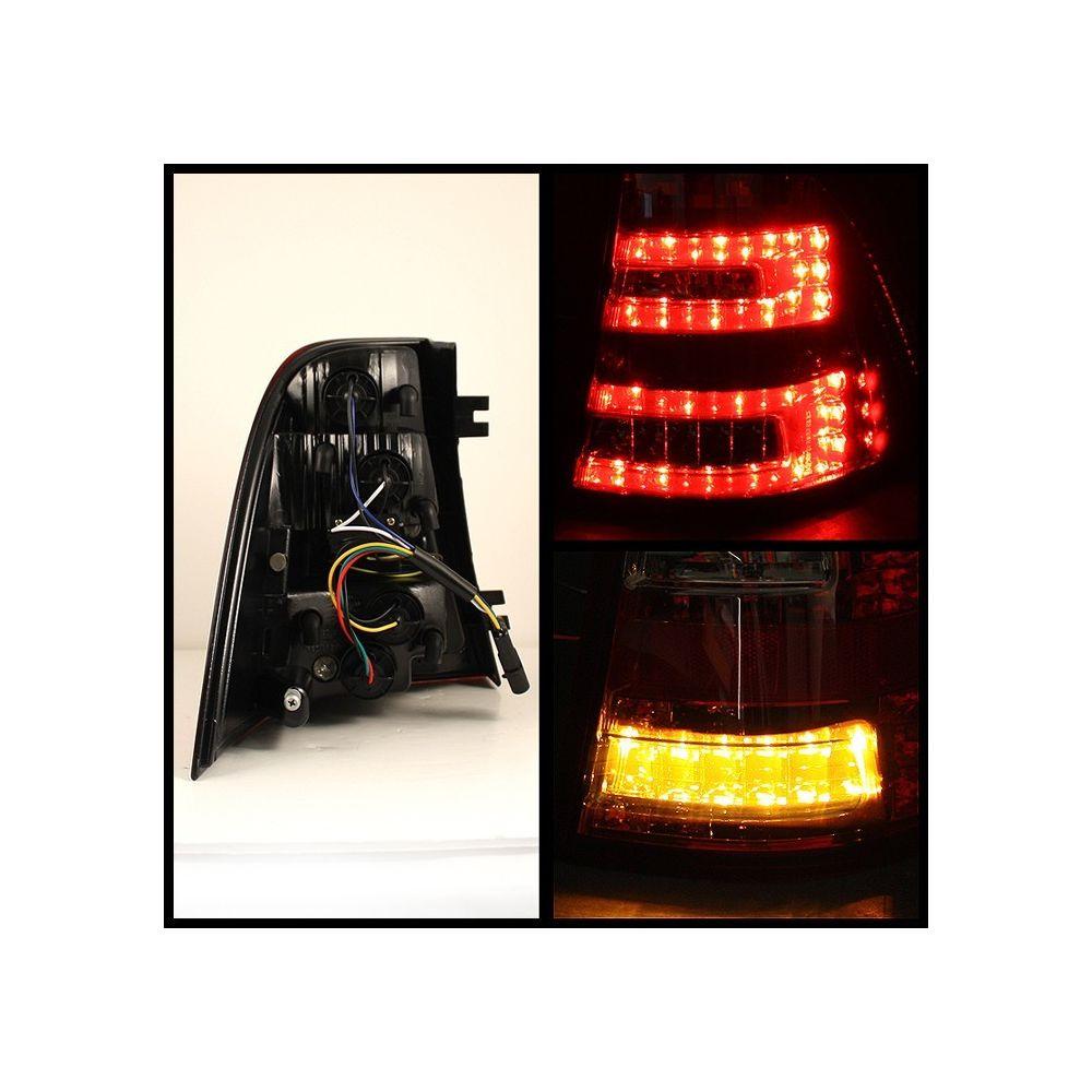 Spyder Auto ® - Smoke LED Tail Lights (5006127)