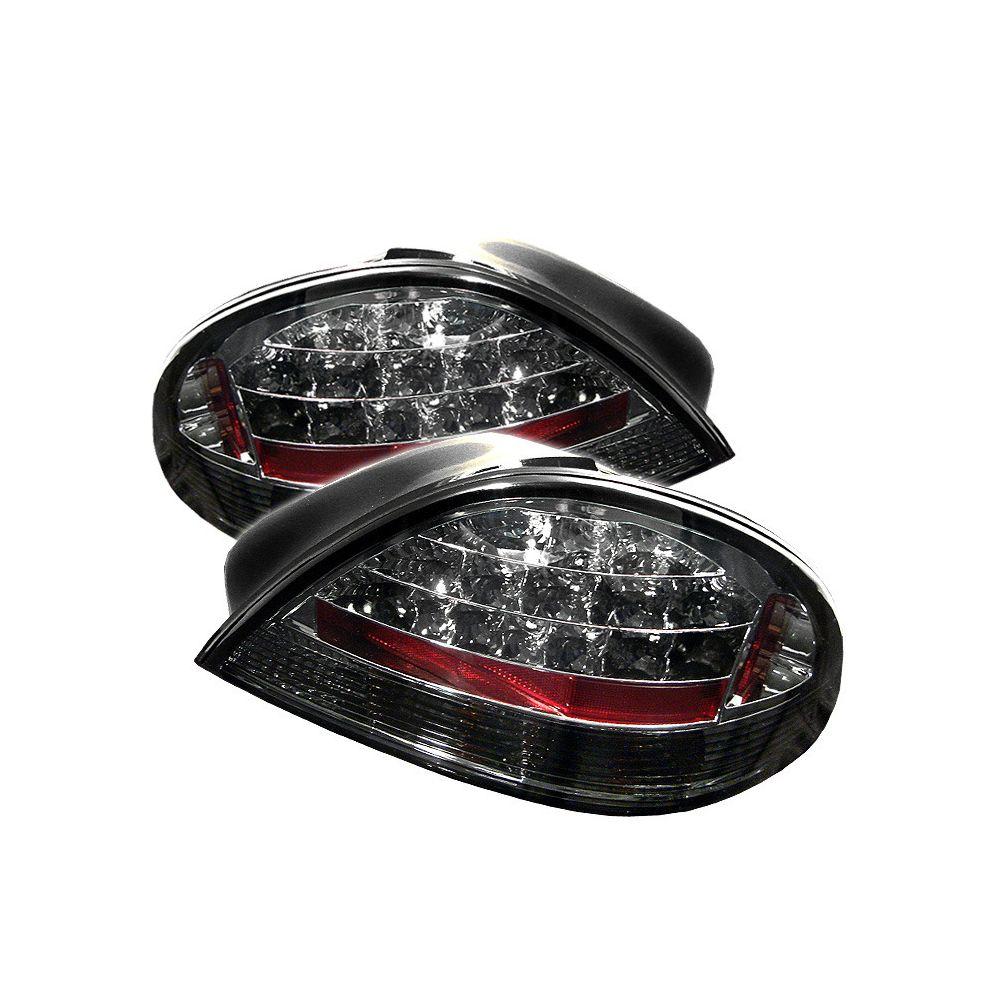 Spyder Auto ® - Smoke LED Tail Lights (5007131)