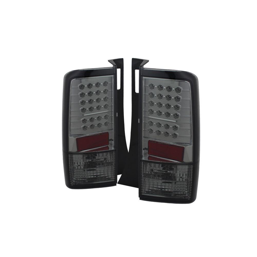 Spyder Auto ® - Smoke LED Tail Lights (5007797)