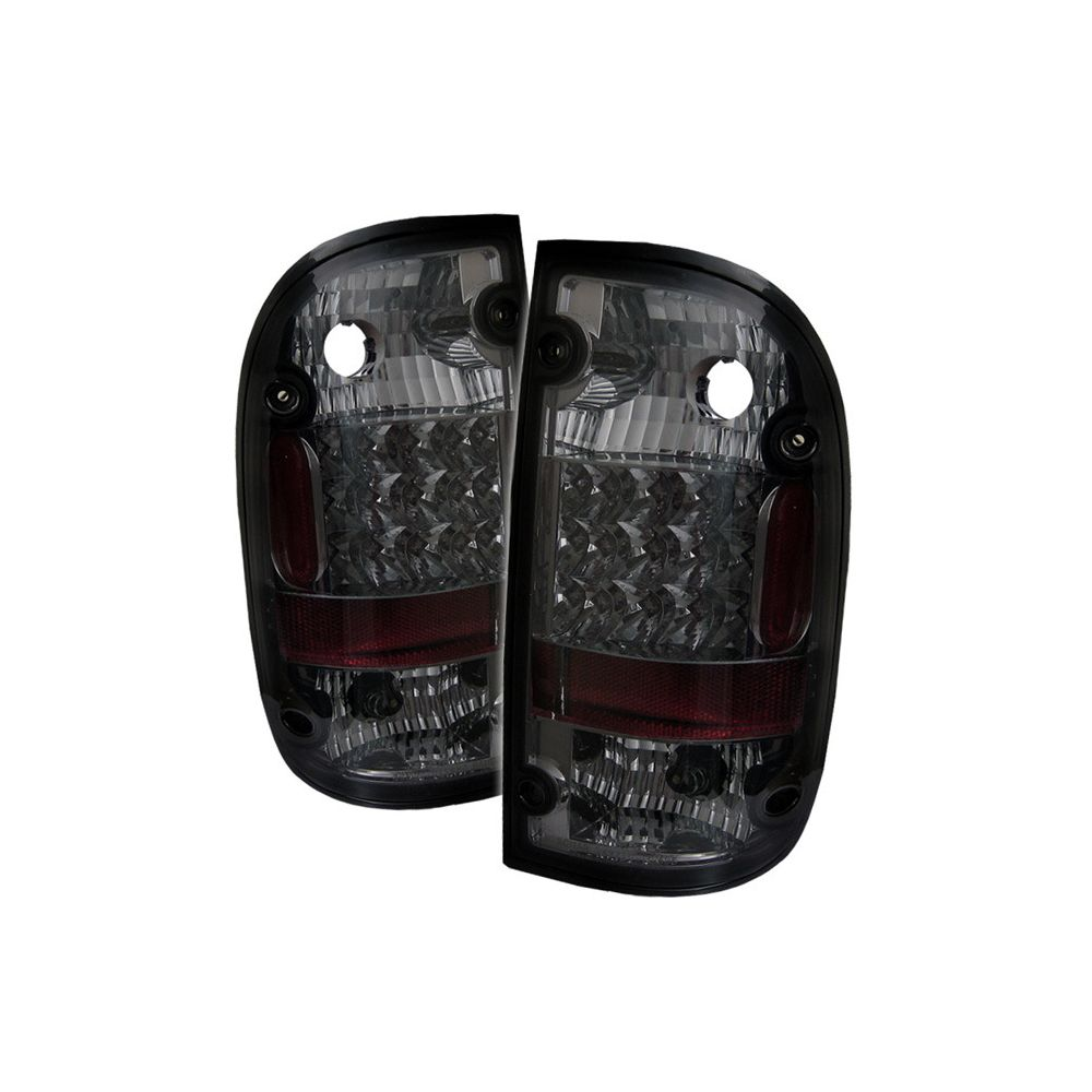 Spyder Auto ® - Smoke LED Tail Lights (5008039)