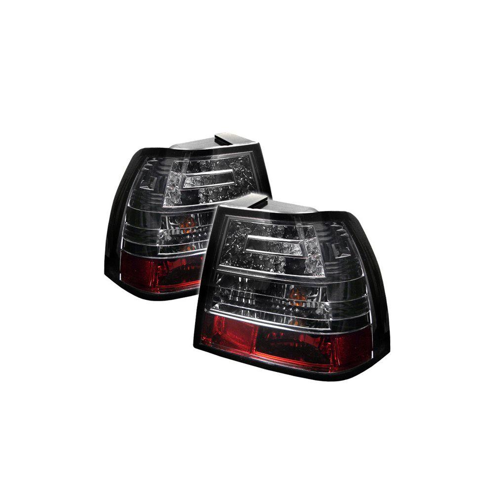 Spyder Auto ® - Smoke LED Tail Lights (5008435)