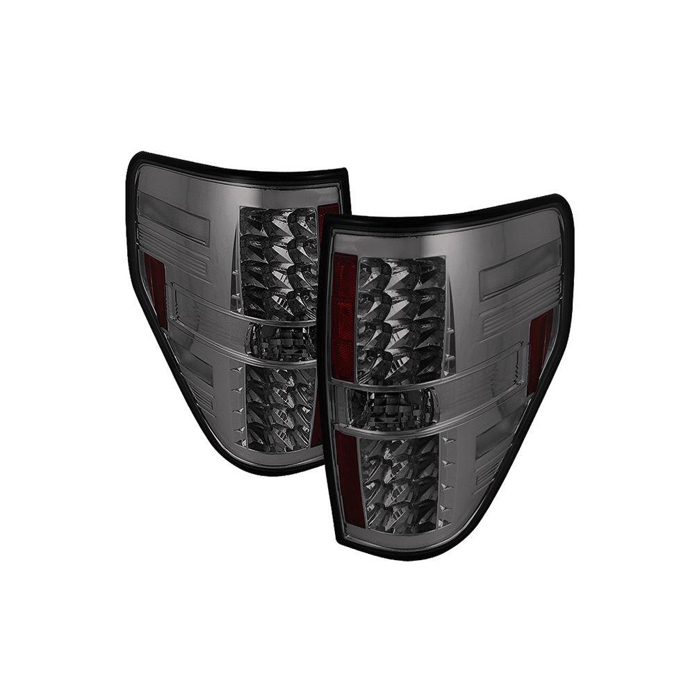 Spyder Auto ® - Smoke LED Tail Lights (5012340)