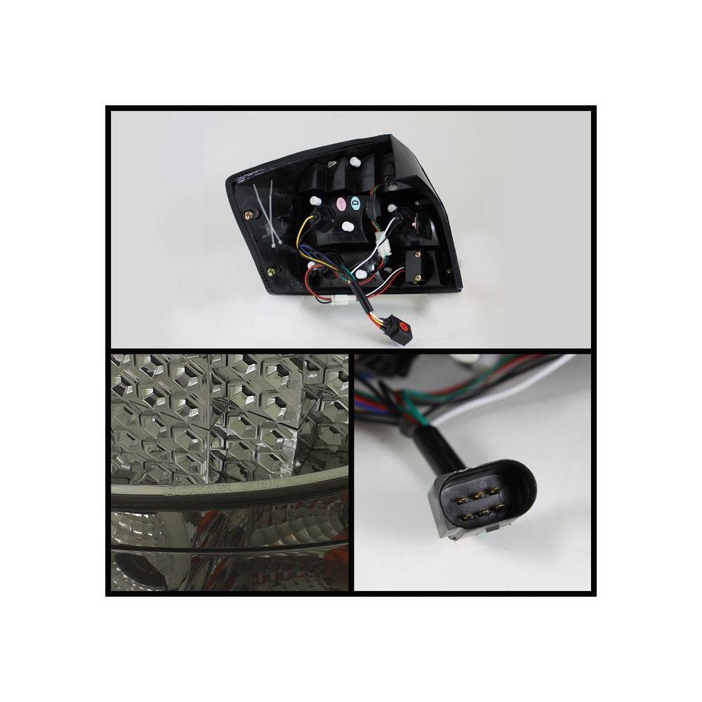Spyder Auto ® - Smoke LED Tail Lights (5022479)