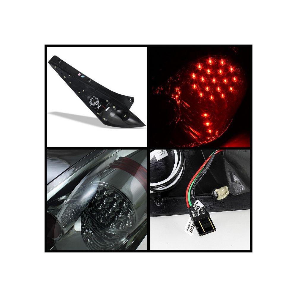 Spyder Auto ® - Smoke LED Tail Lights (5022530)