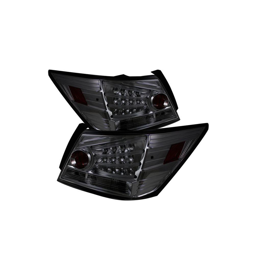Spyder Auto ® - Smoke LED Tail Lights (5032645)