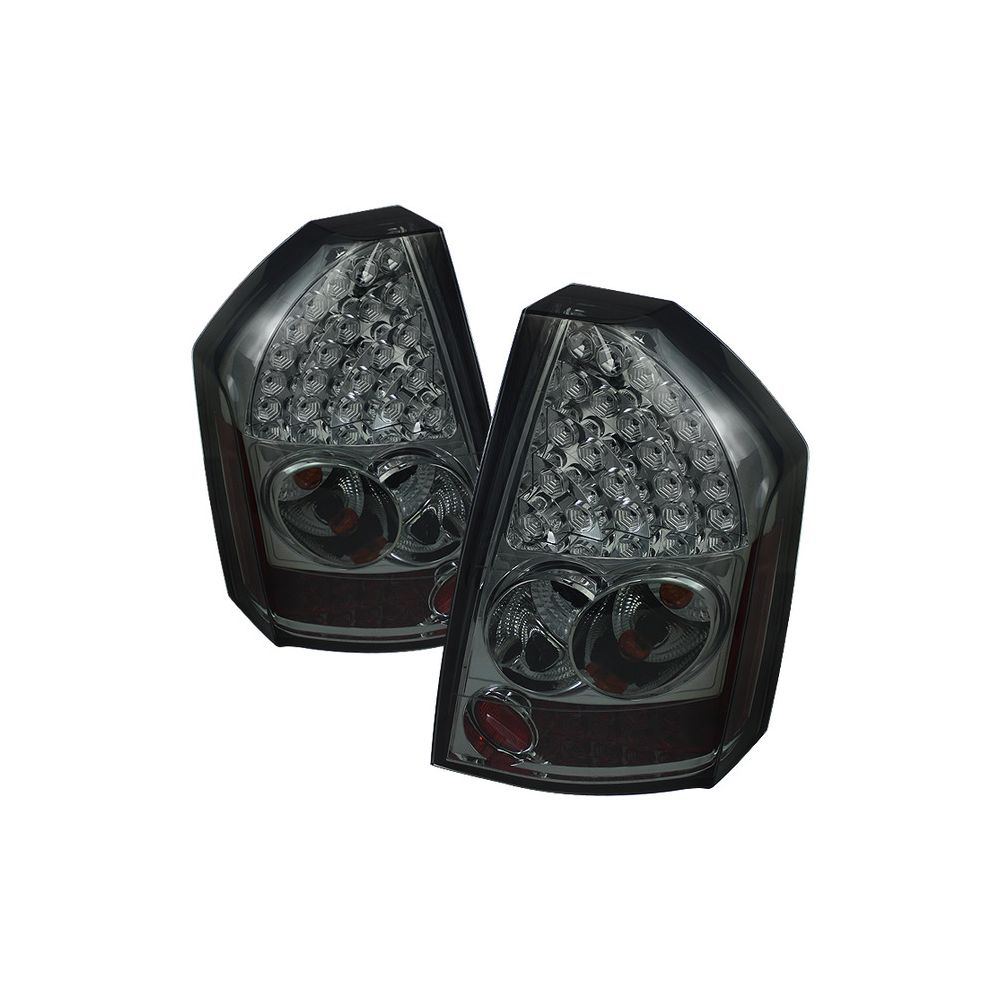 Spyder Auto ® - Smoke LED Tail Lights (5038005)