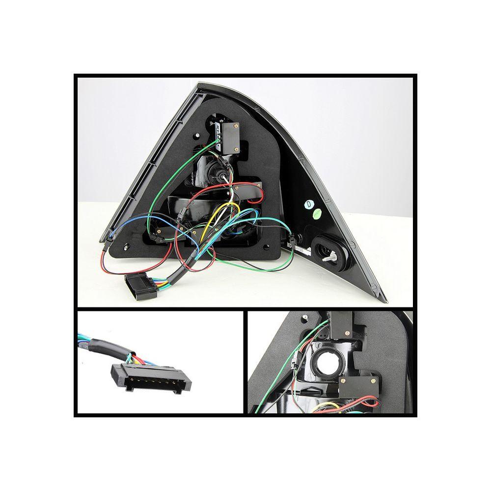 Spyder Auto ® - Smoke LED Tail Lights (5069986)
