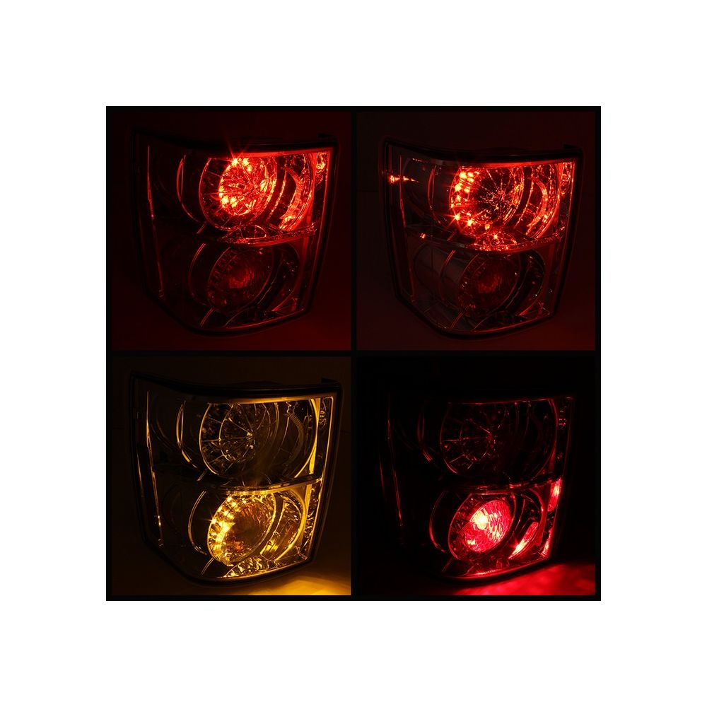 Spyder Auto ® - Smoke LED Tail Lights (5070142)