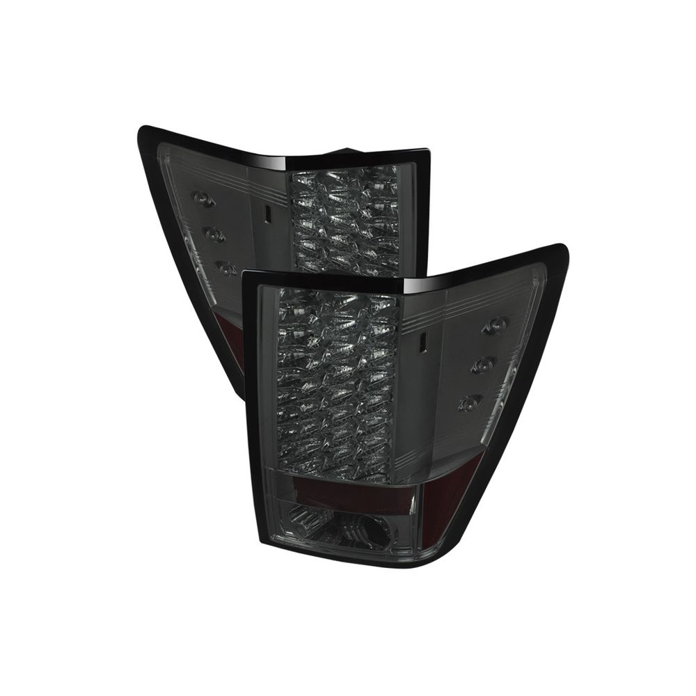 Spyder Auto ® - Smoke LED Tail Lights (5070227)