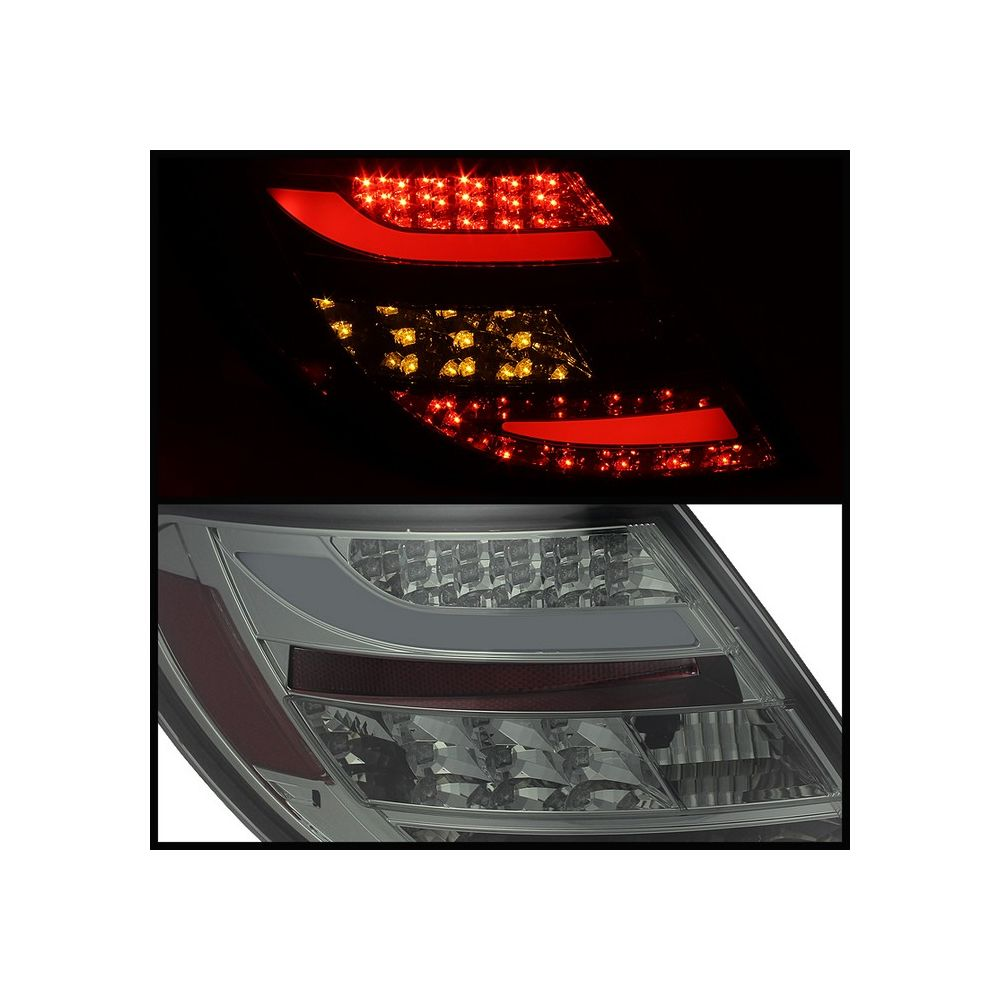 Spyder Auto ® - Smoke LED Tail Lights (5072696)