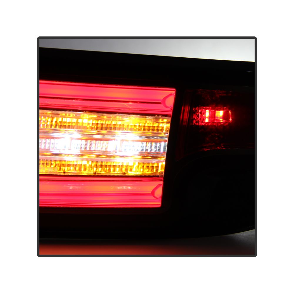 Spyder Auto ® - Smoke LED Tail Lights (5079404)