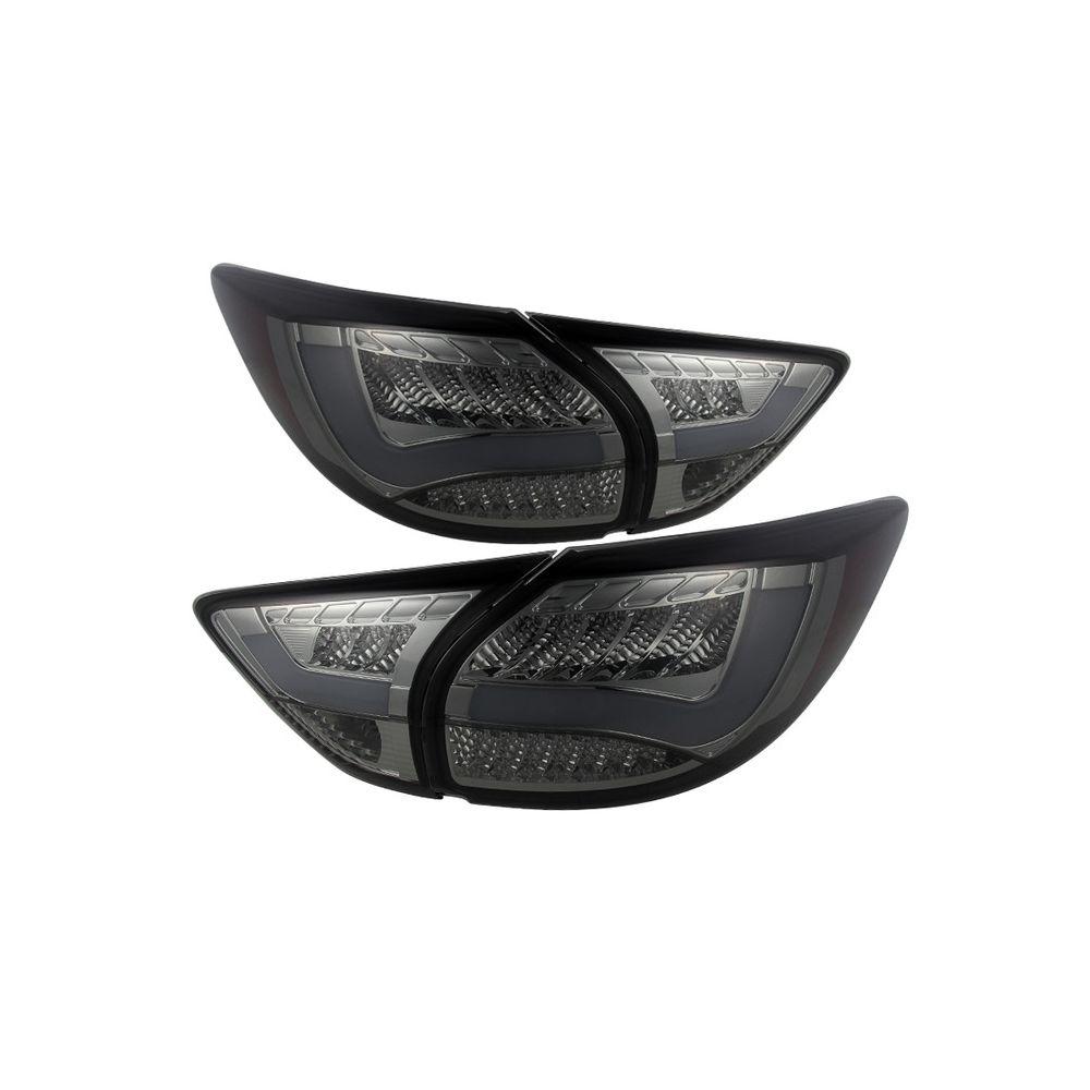 Spyder Auto ® - Smoke LED Tail Lights (5079657)
