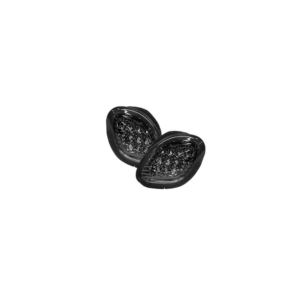 Spyder Auto ® - Smoke LED Trunk Tail Lights (5005793)