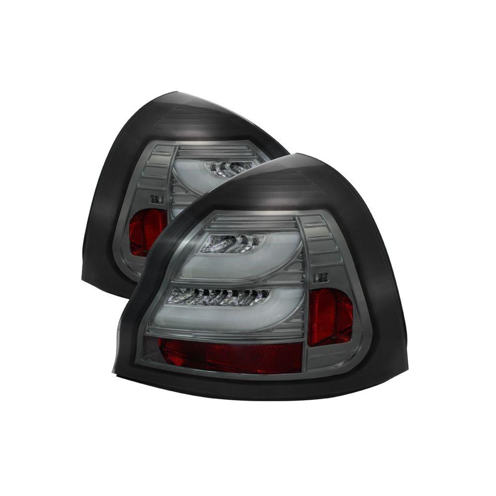 Spyder Auto ® - Smoke Light Bar LED Tail Light (5075611)