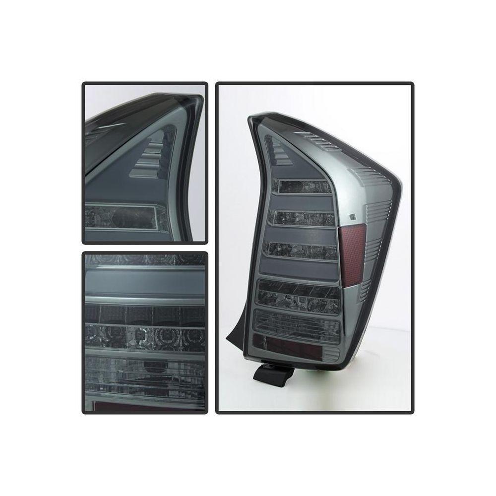 Spyder Auto ® - Smoke Light Bar LED Tail Lights (5079688)