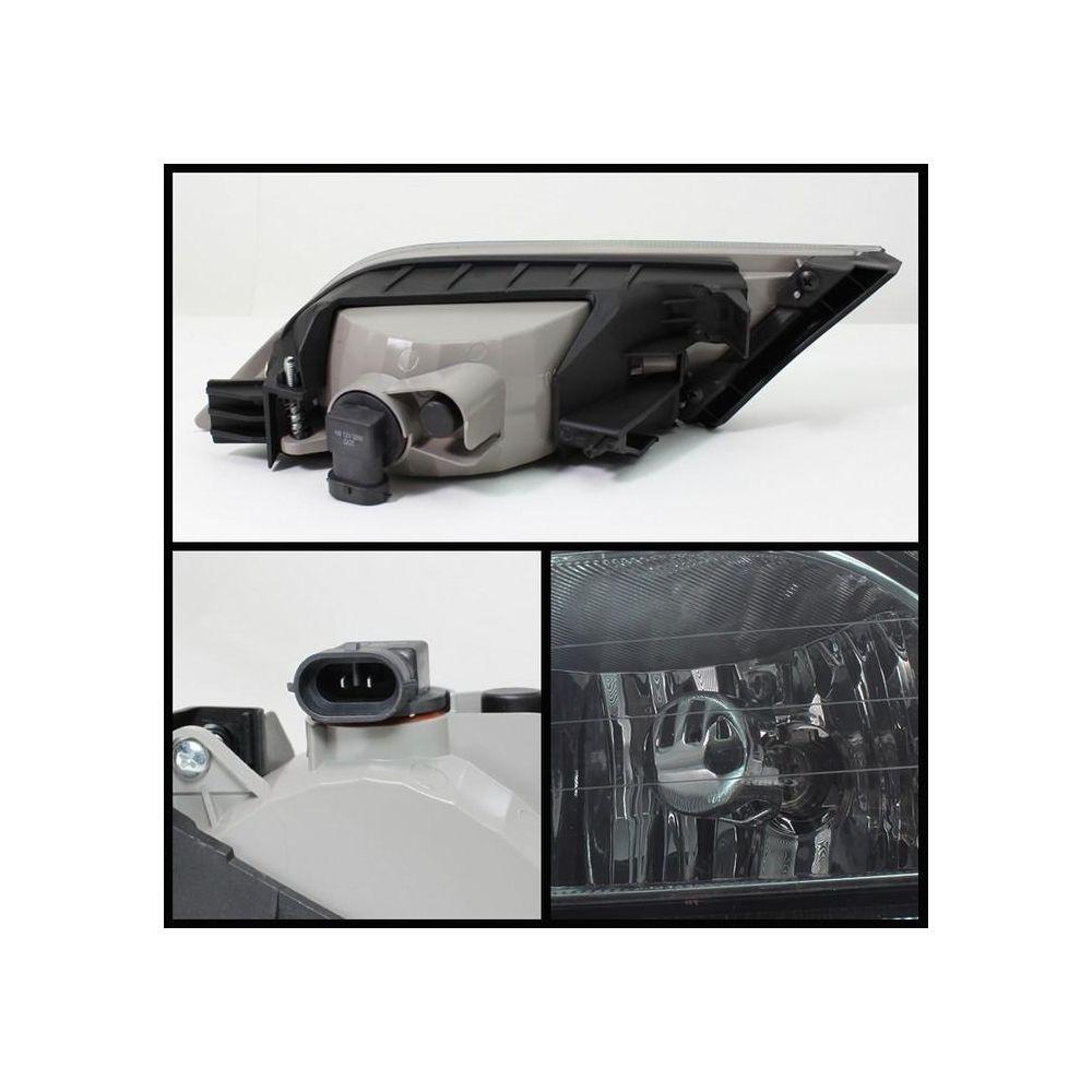 Spyder Auto ® - Smoke OE Style Fog Lights (5073259)