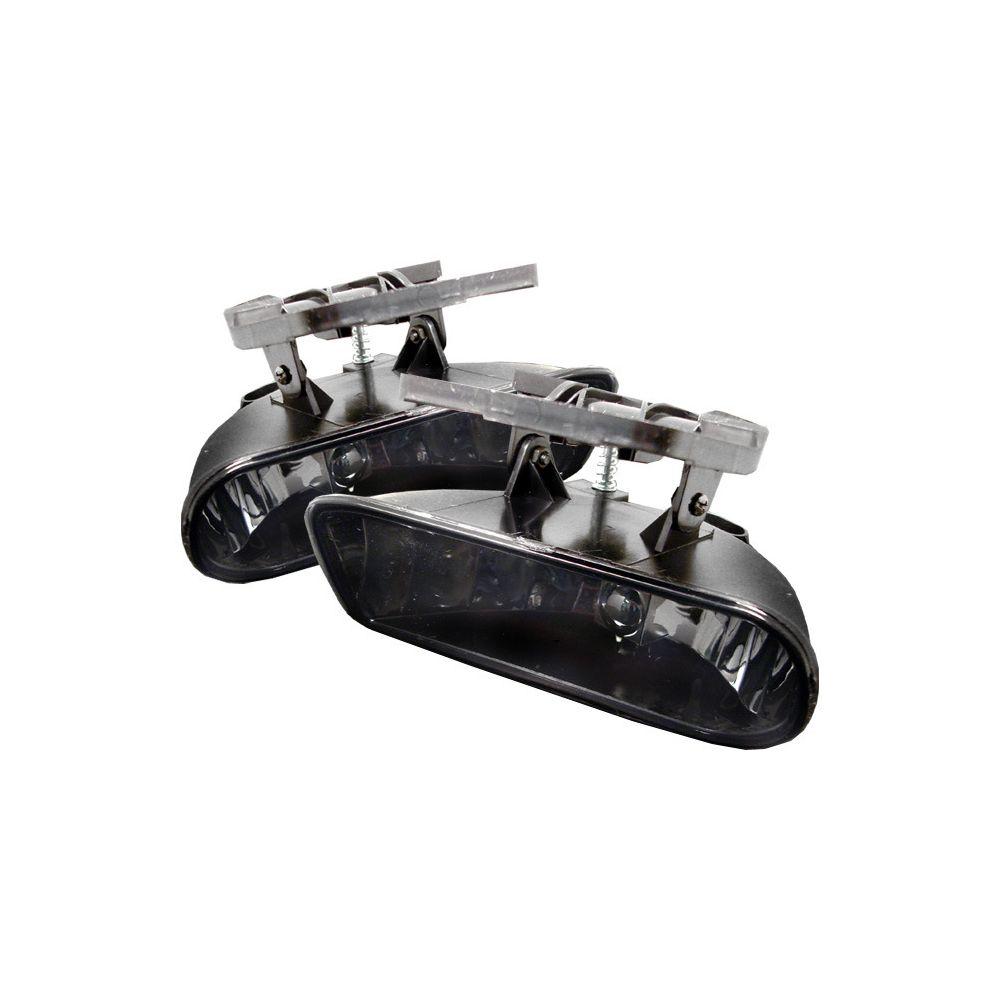 Spyder Auto ® - Smoke OEM Style Fog Lights (5025494)