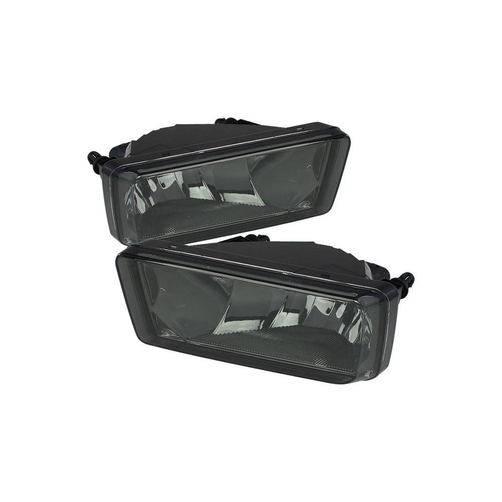 Spyder Auto ® - Smoke OEM Style Fog Lights (5043245)