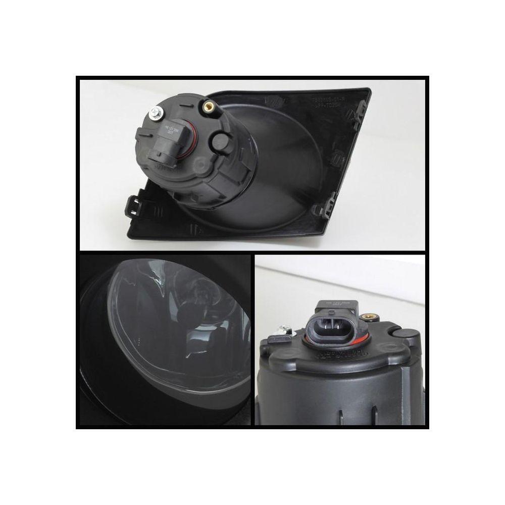 Spyder Auto ® - Smoke OEM Style Fog Lights (5071712)