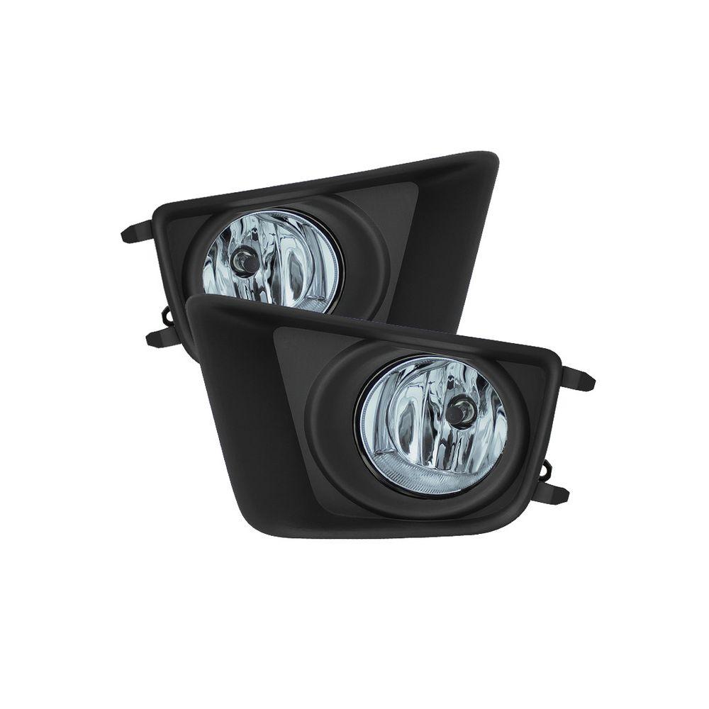 Spyder Auto ® - Smoke OEM Style Fog Lights (5075123)