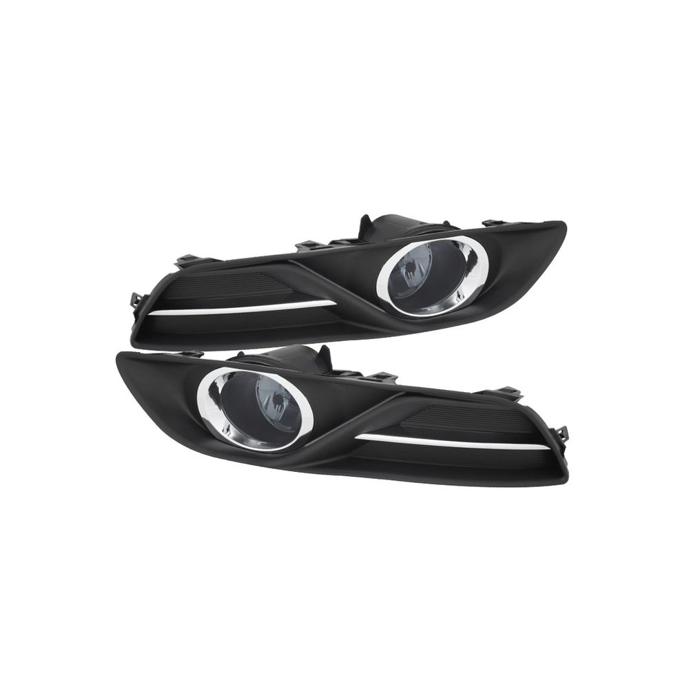 Spyder Auto ® - Smoke OEM Style Fog Lights (5076113)