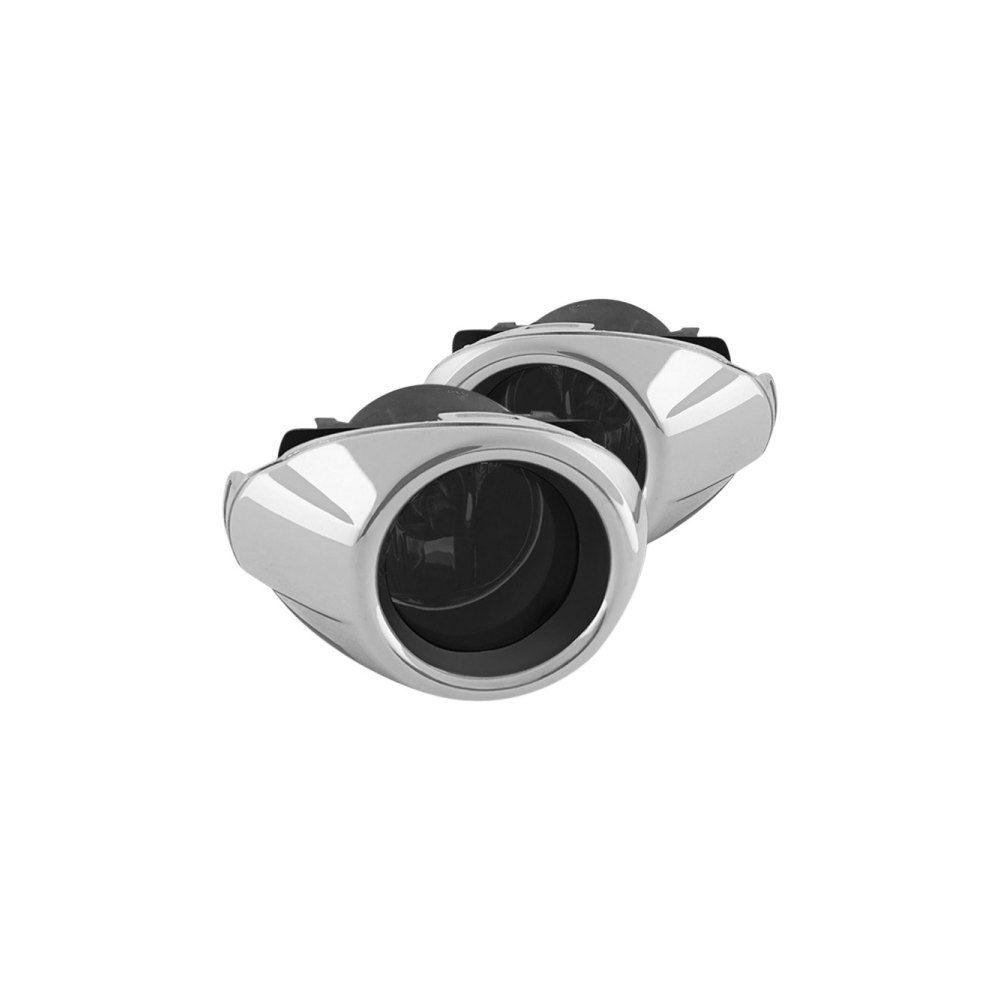 Spyder Auto ® - Smoke OEM Style Fog Lights (5079718)