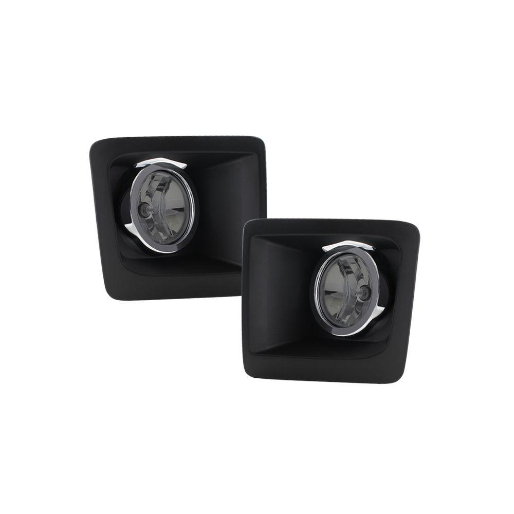 Spyder Auto ® - Smoke OEM Style Fog Lights (5080301)