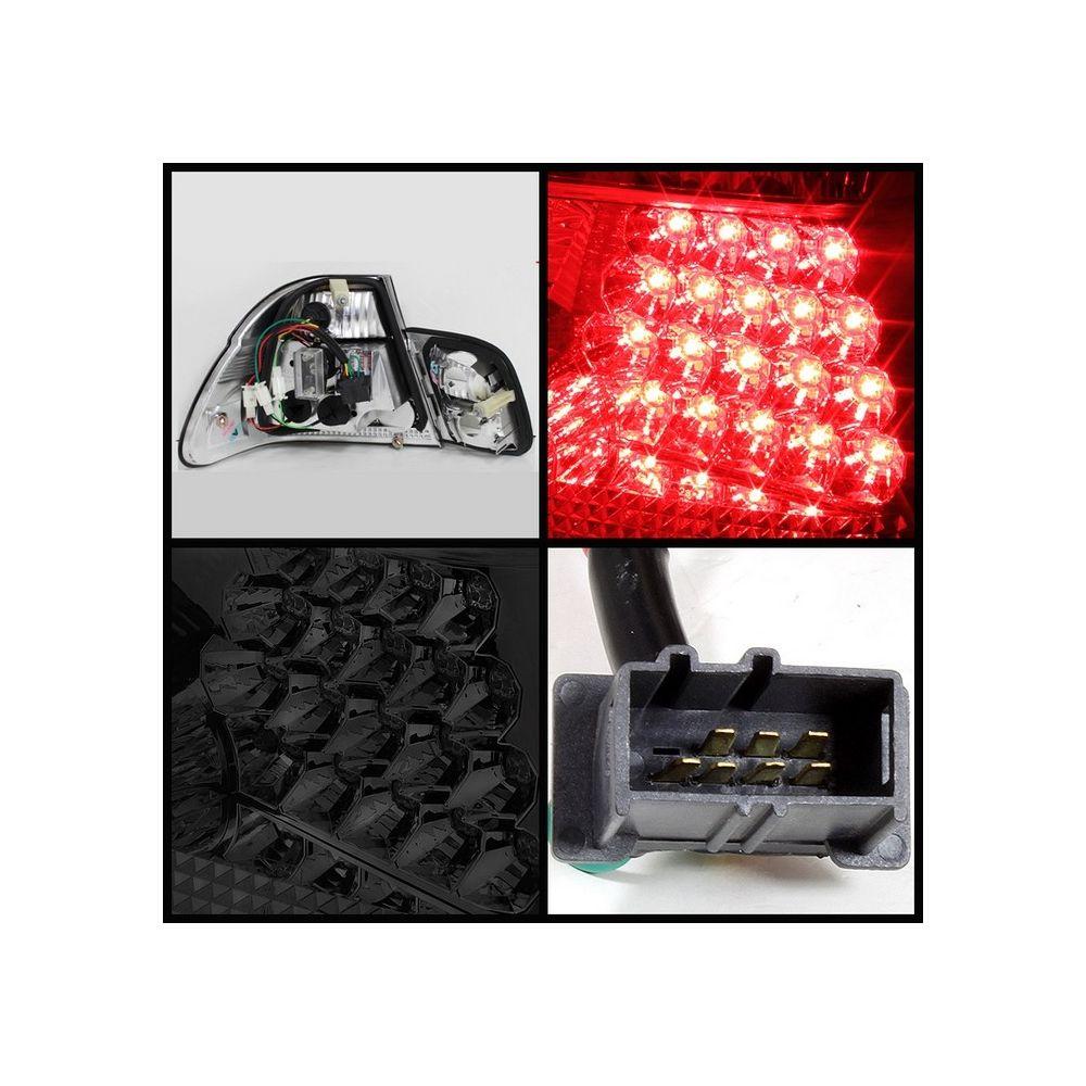 Spyder Auto ® - Smoke Tail Lights (5015068)