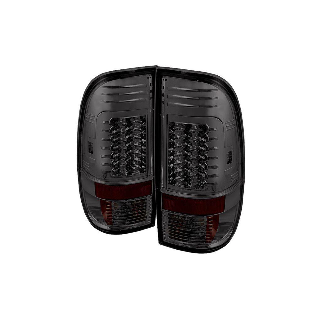 Spyder Auto ® - Smoke Version 2 LED Tail Lights (5029201)