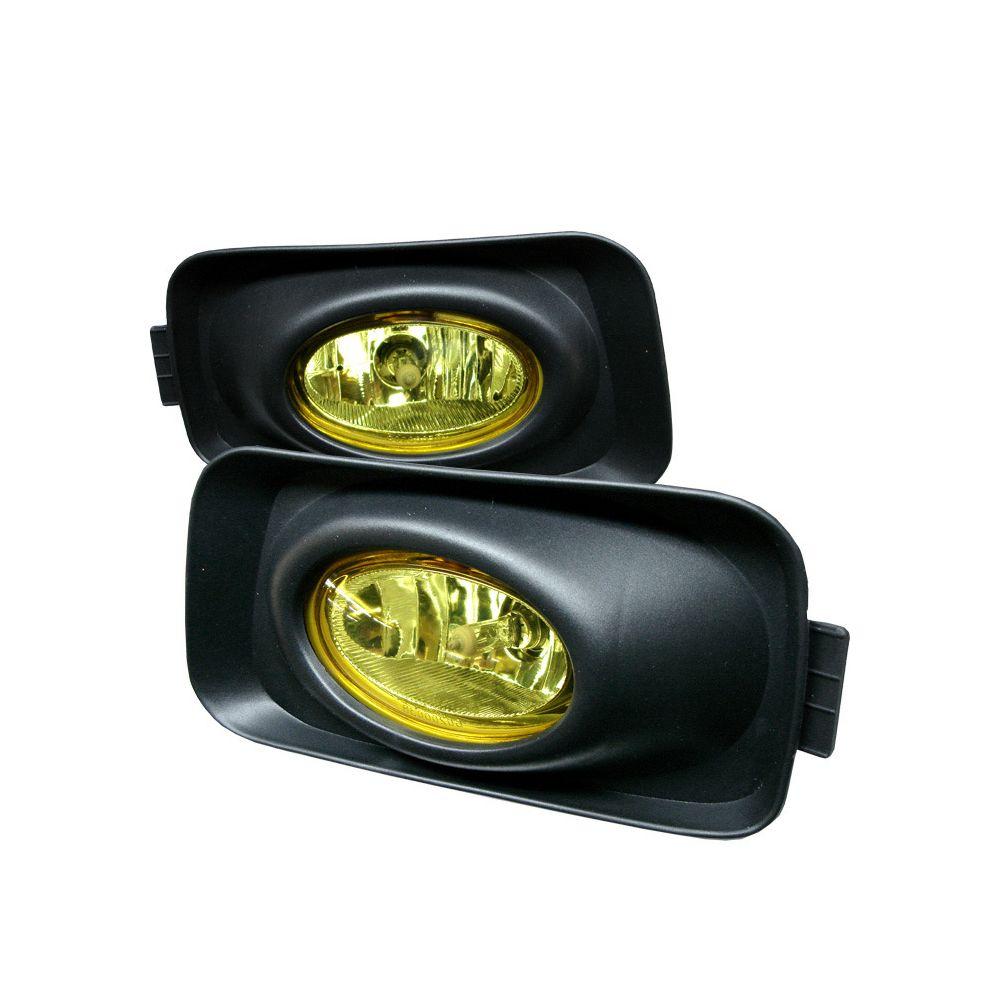 Spyder Auto ® - Yellow OEM Style Fog Lights (5014436)