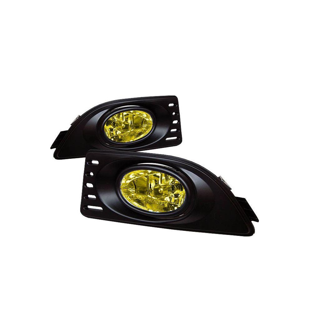 Spyder Auto ® - Yellow OEM Style Fog Lights (5020680)