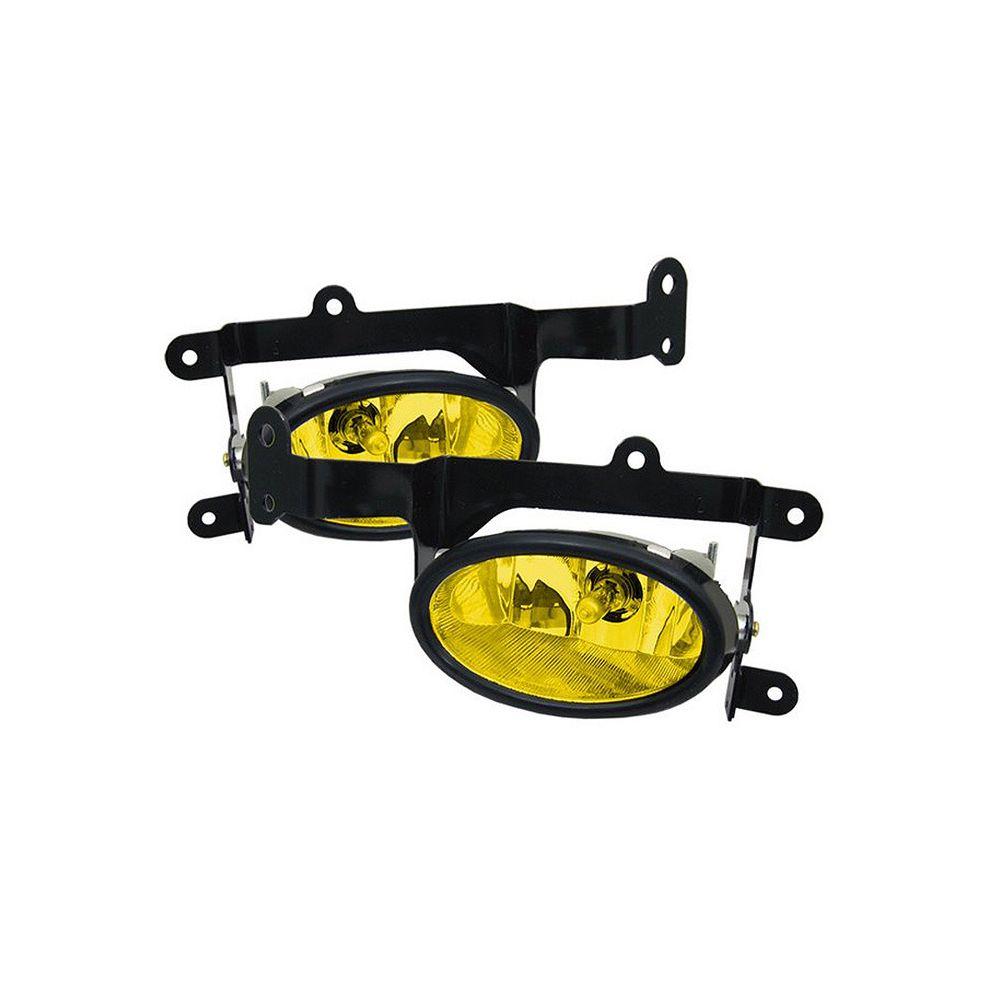 Spyder Auto ® - Yellow OEM Style Fog Lights (5020970)