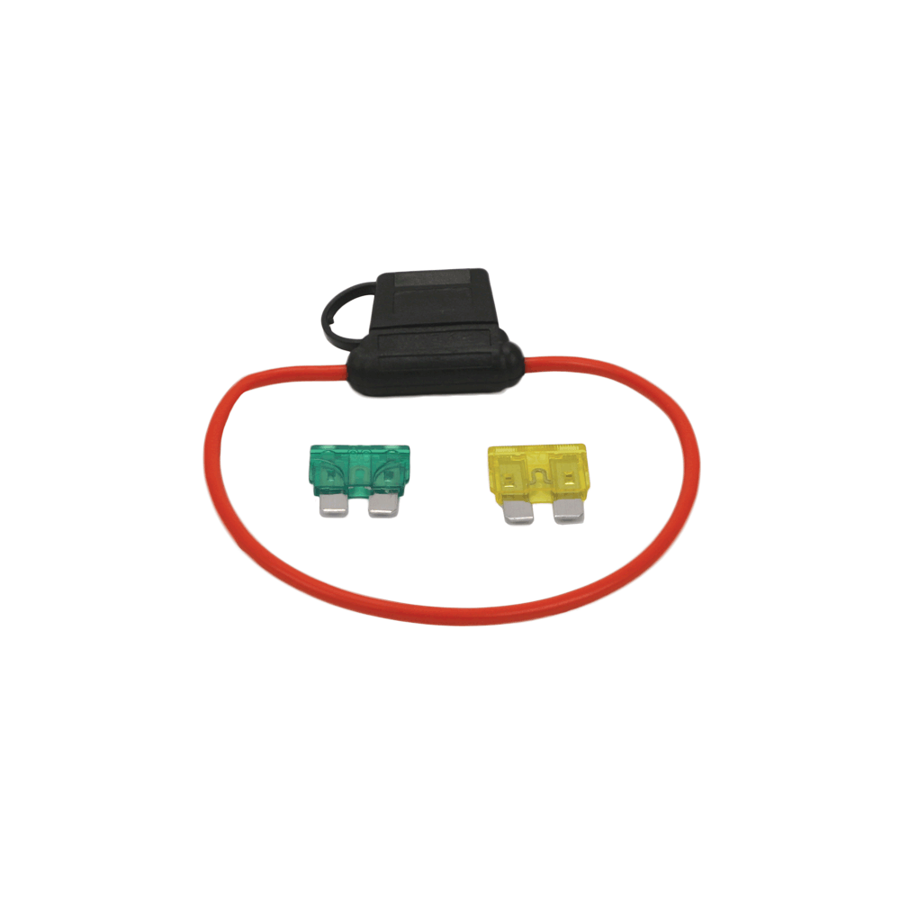 Viair ® - Moisture Resistant 30 Amp Fuse Holder (92945)