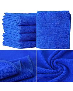 High Quality Soft Microfiber Towel For Car Cleaning, Wash Drying And Detailing