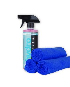 Hydrosilex ® - 16 oz Recharge Nano Ceramic Coating Paint For Cars With 10 Microfiber Towels