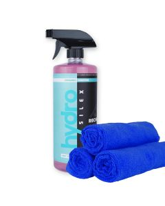 Hydrosilex ® - 32 oz Recharge Nano Ceramic Coating Paint For Cars With 10 Microfiber Towels